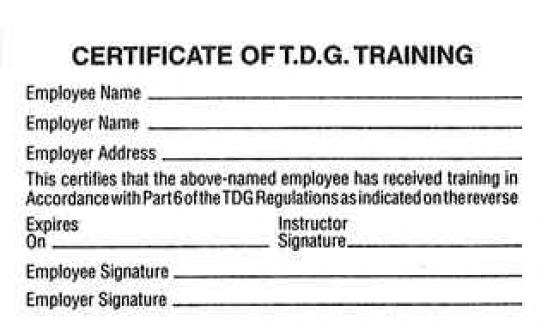 Tdg training certificate template gallery certificate design and tdg training certificate template yelopaper Image collections